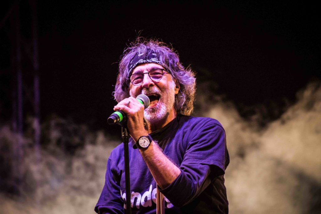 La PFM in concerto all'Etruria Eco Festival